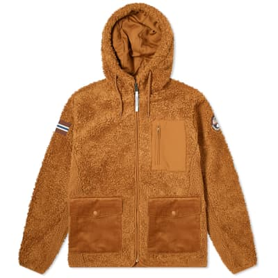 Napapijri Hairy Fleece Jacket