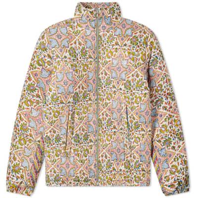 Paria Farzaneh Iranian Print Puffer Jacket