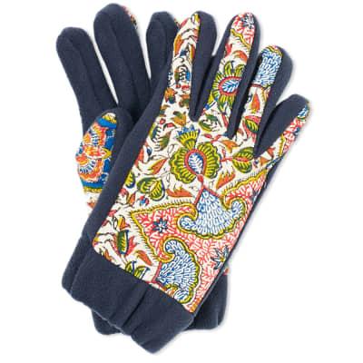 Paria Farzaneh Iranian Print Fleece Glove