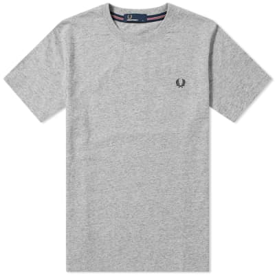 ce685953387 Fred Perry New Classic Crew Neck Tee ...