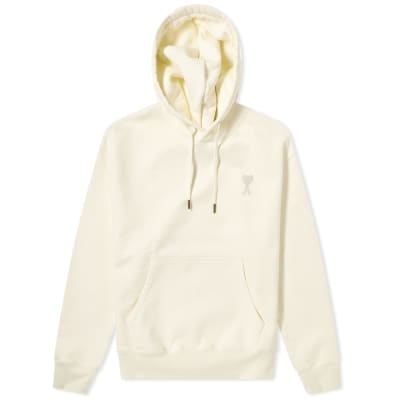 AMI Heart Patch Popover Hoody