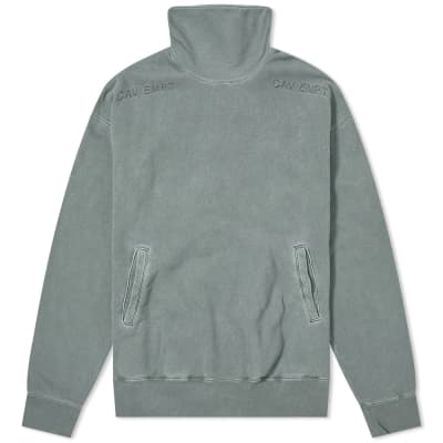 Cav Empt Forest Mock Turtleneck Sweat