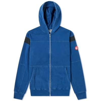 Cav Empt Overdyed Panel Zip Hoody