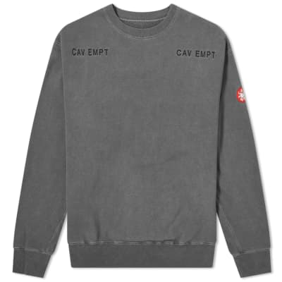 Cav Empt Squad Crew Neck Sweat