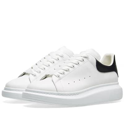 71af2854f847 Alexander McQueen Wedge Sole Sneaker ...