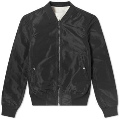 Rick Owens Reversible Flight Jacket