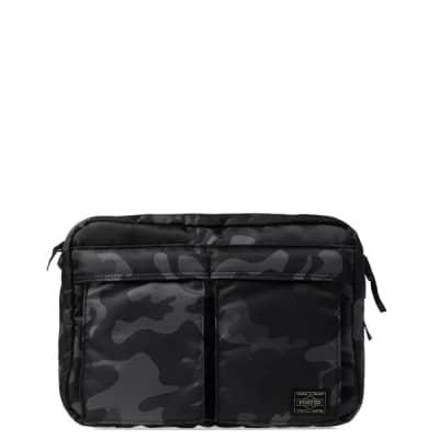 Head Porter Jungle Camo Shoulder Bag ... d639333a48