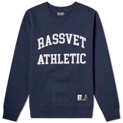 fc6b159d334 PACCBET x Russell Athletic Crew Sweat ...