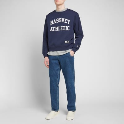 fe0f33903d9 PACCBET x Russell Athletic Crew Sweat PACCBET x Russell Athletic Crew Sweat