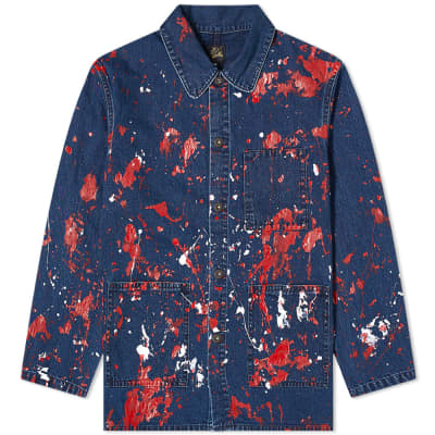 Needles Painted Coverall Jacket