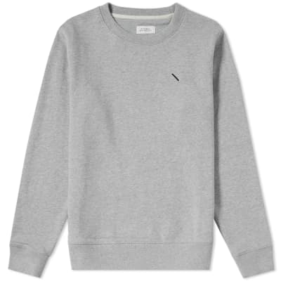 fa0c9a2f13d6 Saturdays NYC Bowery Miller Standard Embroidered Crew Sweat ...
