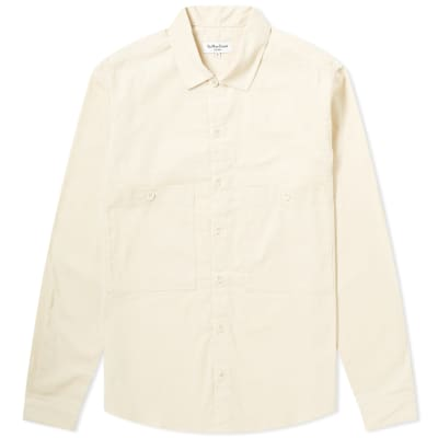 YMC Doc Savage Cord Shirt