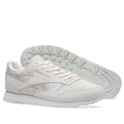 on sale 9be44 68851 Reebok Classic Leather Shimmer W Reebok Classic Leather Shimmer W