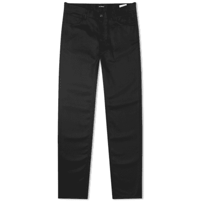 Raf Simons Label Slim Jean