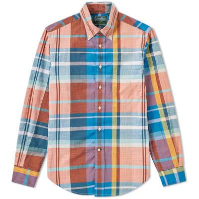 Gitman Vintage Madras Shirt