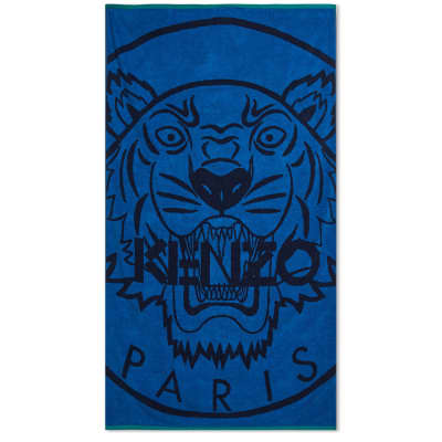 Kenzo iPhone Tiger Beach Towel