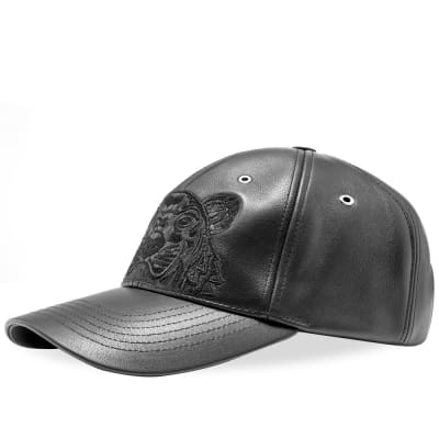1e5eaf3cd78 Kenzo Leather Tiger Cap ...