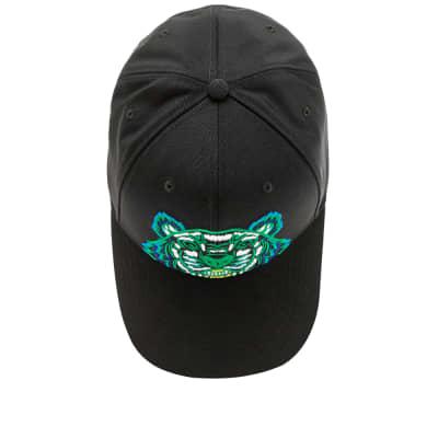 277330a4076 Kenzo Tiger Cap Black