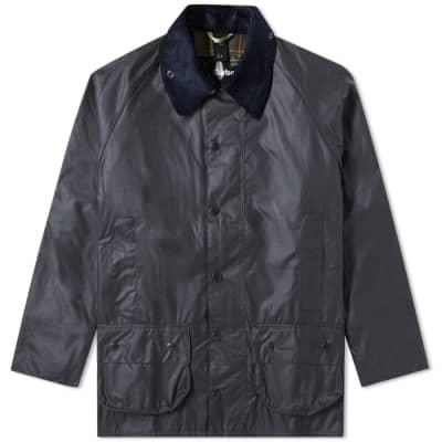519aaa96356 Barbour Beaufort Wax Jacket ...