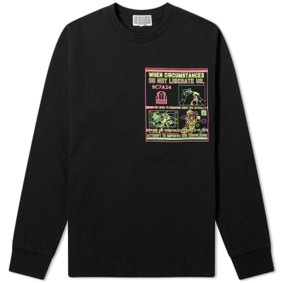 9b8806329ce1 Cav Empt Long Sleeve Circumstances Tee ...