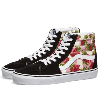 a7e59425108a4 Vans UA SK8-Hi Romantic Floral ...