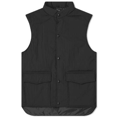 orSlow Water Repellent Nylon Vest