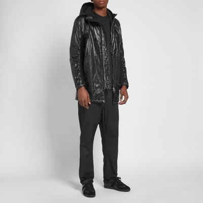 Stone Island Shadow Project Dual Grid Nylon Parka