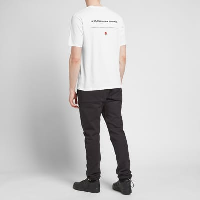 Undercover x A Clockwork Orange Alex Nose Print Tee