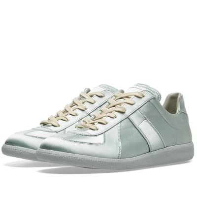 Maison Margiela 22 Replica Low Satin Sneaker ... 38400a5996