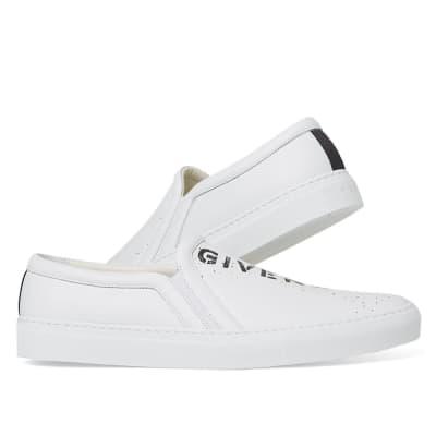 Givenchy Stencil Urban Slip-On Sneaker