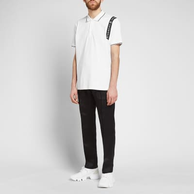 Givenchy Tape Detail Polo