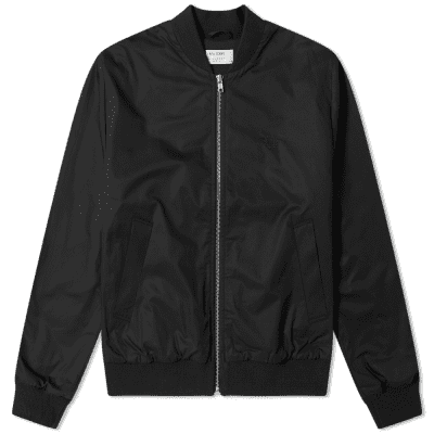 new style 6d32a 4a03d Fred Perry x Margaret Howell Tennis Bomber Jacket ...