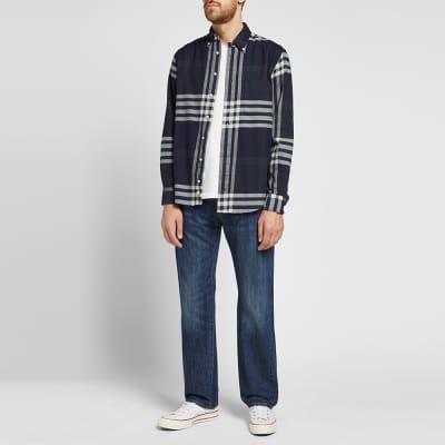Gitman Vintage Big Check Flannel Shirt