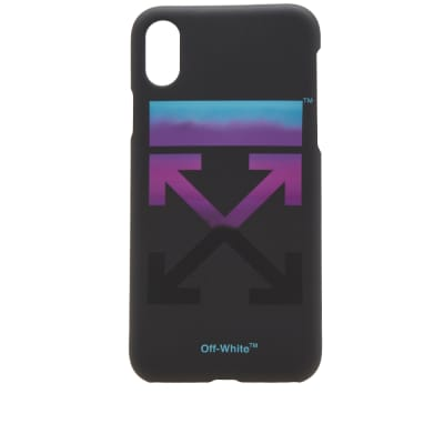 Off-White Gradient iPhone X Case
