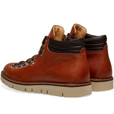 Fracap M127 Cut Vibram Sole Scarponcino Boot