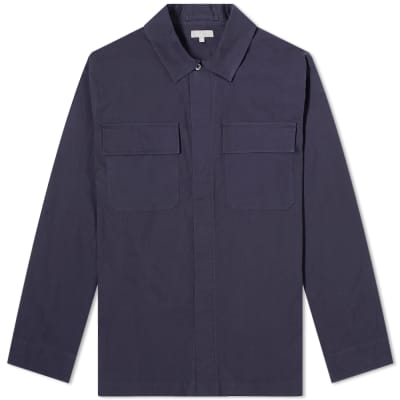 Margaret Howell Patch Pocket Overshirt