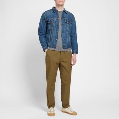 orSlow 1960s Denim Jacket