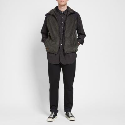 orSlow Fleece Vest
