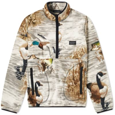 Raised by Wolves Realtree Polar Fleece