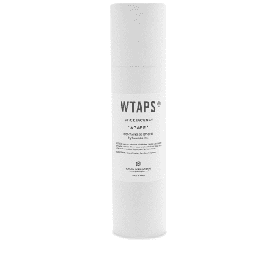 WTAPS x Kuumba Agape Incense