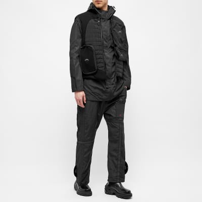 A-COLD-WALL* 3D Patch Pocket Storm Coat