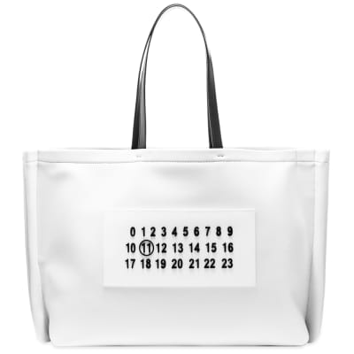 Maison Margiela 11 XL Logo Tote Bag