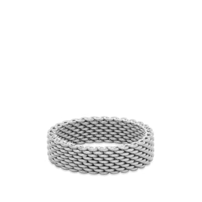 Miansai Mesh Ring