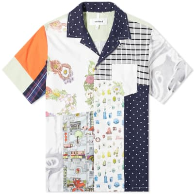 Soulland Jorge Patchwork Vacation Shirt