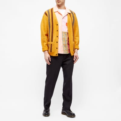 Soulland Poe Patchwork Vacation Shirt