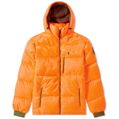Polo Ralph Lauren Hooded Down Jacket ... cb8199bb10