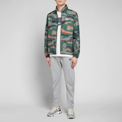 Nike NSW Camo Windbreaker