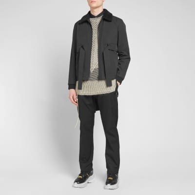 Craig Green Shearling Worker Jacket