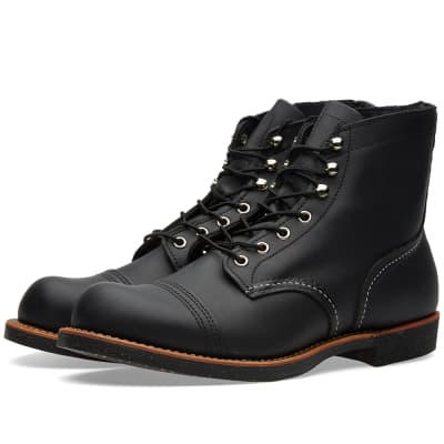 "Red Wing 8114 Heritage 6"" Iron Ranger Boot"