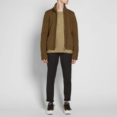 Maison Margiela 14 Heavy Military Zip Knit